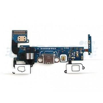 Áudio Jack Flex Connector e Microfone Samsung Galaxy A5 (A500F)
