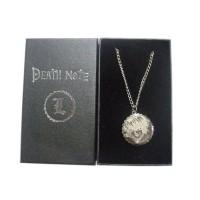 Death Note: Colgante L Redondo