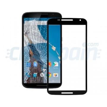 Exterior Glass Motorola Nexus 6 (XT1100) -Black
