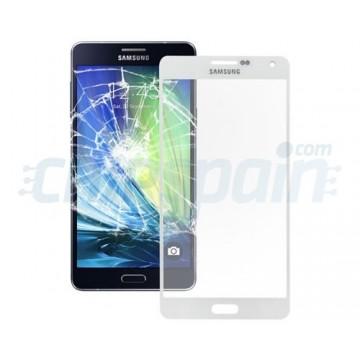 Exterior Glass Samsung Galaxy A7 (A700F) -White