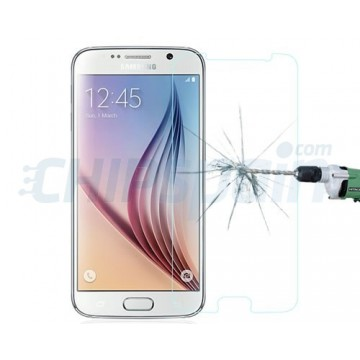 Protector Pantalla Cristal Templado Samsung Galaxy S6 (G920F)