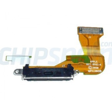 Power connector for iPhone 3G -Black