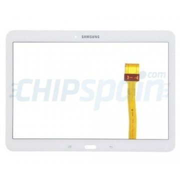 "Vidro Digitalizador Táctil Samsung Galaxy Tab 4 T530/T531/T535 (10.1"") -Branco"