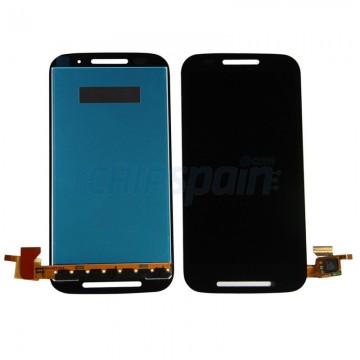 Ecrã Tátil Completo Motorola Moto E XT1022 Preto