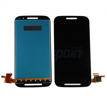 Full Screen Motorola Moto E XT1022 Black