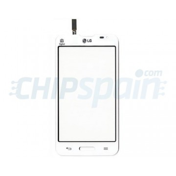 Pantalla Táctil LG L80 (D373) - Blanco