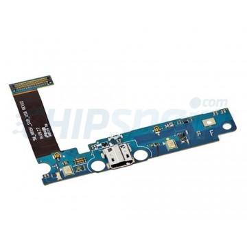 Flex con Conector de Carga y Micrófono Samsung Galaxy Note 4 Edge (N915F)