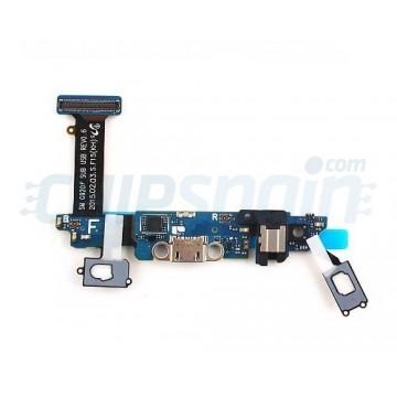 Flex con Conector de Carga y Micrófono Samsung Galaxy S6 (G920F)