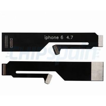 Cabo Flexible Tela Cheia iPhone 6