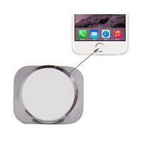 Home Button iPhone 6 -White/Silver