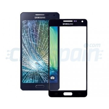 Exterior Glass Samsung Galaxy A5 (A500F) -Black