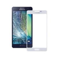 Cristal Exterior Samsung Galaxy A5 (A500F) -Blanco