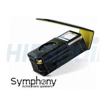 Altavoces de bolsillo Symphony para iPod Nano
