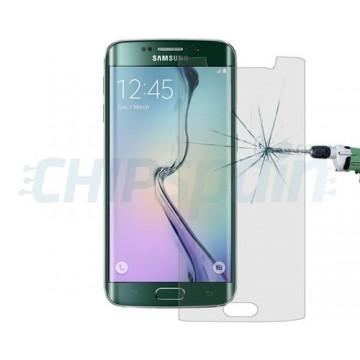 Protector Pantalla Cristal Templado Samsung Galaxy S6 Edge (G925F)
