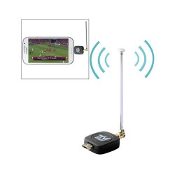 Receptor Televisión DVB-T Micro USB Android
