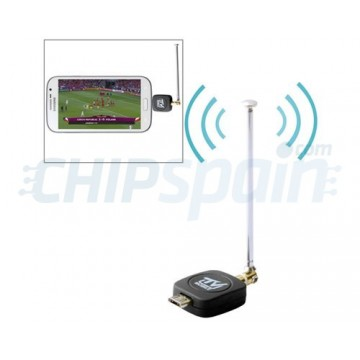 DVB-T TV Receiver Micro USB Android