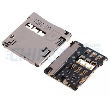 Módulo leitor de cartões SIM Interno Samsung Galaxy SIII Mini (i8190/i8195)