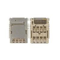 Módulo leitor de cartões SIM Interno Samsung Galaxy S5 (G900F)