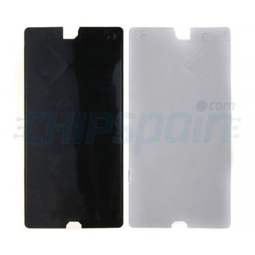 Fixing adhesive screen Sony Xperia Z L36H C6603