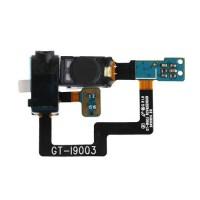 Flex com conector de alto-falante e fone de ouvido fones de ouvido Samsung Galaxy S SCL (i9003)