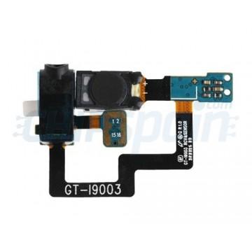 Flex con Altavoz Auricular y Conector Auriculares Samsung Galaxy S SCL (i9003)