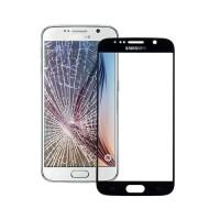 Cristal Exterior Samsung Galaxy S6 (G920F) -Negro