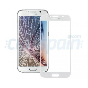 Exterior Glass Samsung Galaxy S6 (G920F) -White
