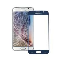 Cristal Exterior Samsung Galaxy S6 (G920F) -Azul