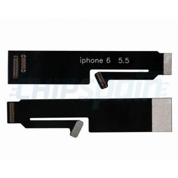 Cabo Flexible Tela Cheia iPhone 6 Plus