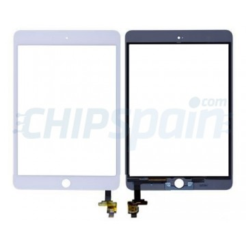 Touch Screen iPad Mini 3 with IC -White