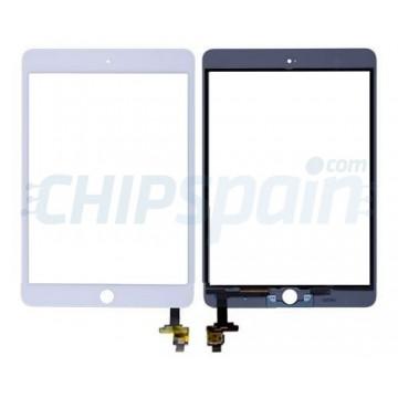 Vidro Digitalizador Táctil iPad Mini 3 con IC -Branco