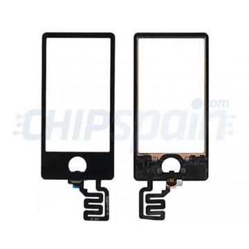 Vidro Digitalizador Táctil iPod Nano 7 Generación -Preto