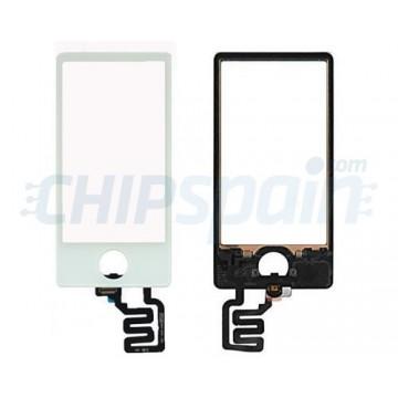 Vidro Digitalizador Táctil iPod Nano 7 Geração Branco