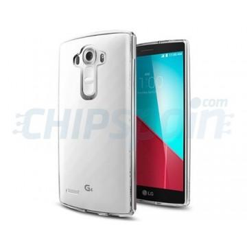 Funda de TPU LG G4 (H815) -Transparente