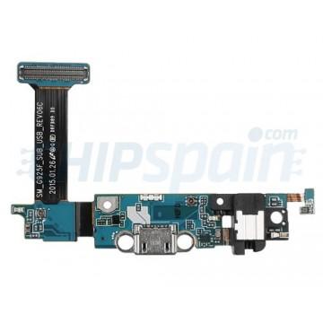 Flex con Conector de Carga y Micrófono Samsung Galaxy S6 Edge (G925F)