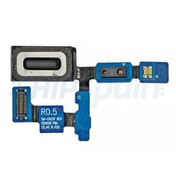 Headset Speaker Sensor de Luz e Proximidade Samsung Galaxy S6 Edge (G925F)