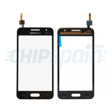 Vidro Digitalizador Táctil Samsung Galaxy Core 2 (G355) -Preto