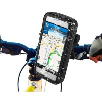 Cubra com Suporte de bicicletas iPhone 6 Plus/Samsung Galaxy Note 4 (N910F)