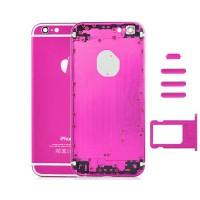 Carcasa Trasera Completa iPhone 6 -Magenta