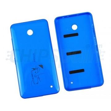 Tapa Trasera Nokia Lumia 630/635 Azul