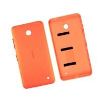 Carcasa Trasera Nokia Lumia 630/635 -Naranja