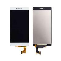Pantalla Completa Huawei P8 -Blanco