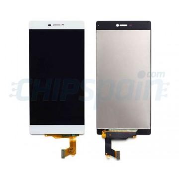 Pantalla Huawei P8 Completa Blanco