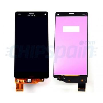 Pantalla Sony Xperia Z3 Compact D5803 D5833 Completa Negro