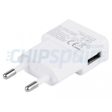 USB Adapter 1A -White