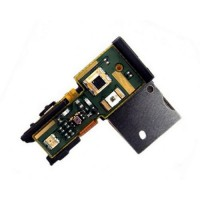 Flex On/Off com Connector Headphones Sony Xperia S/Arc HD (LT26i)