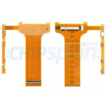 Flex de Botones Laterales Sony Xperia T (LT30i)