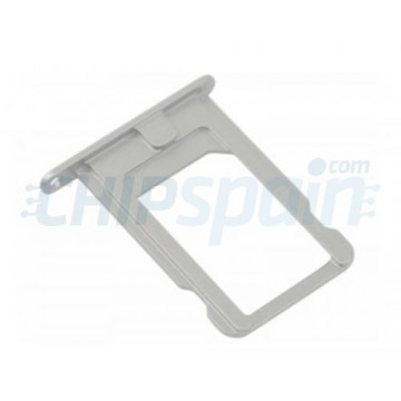 Sim Card Tray iPhone 5S -Silver