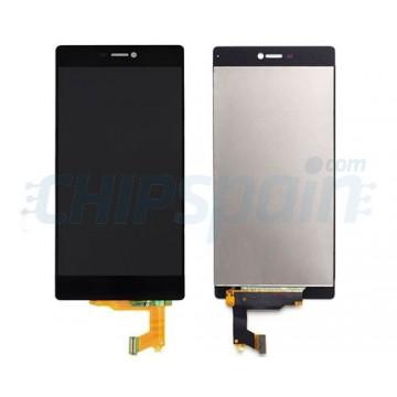 Pantalla Huawei P8 Completa Negro