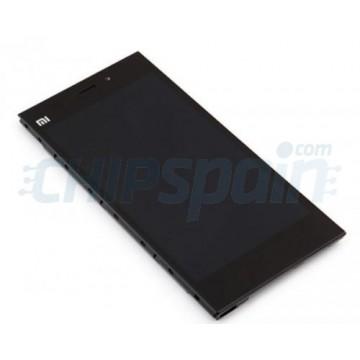 Full Screen with Frame Xiaomi Mi 3 -Black